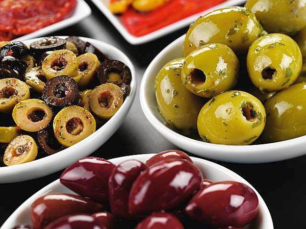Greckie oliwki są najlepsze
