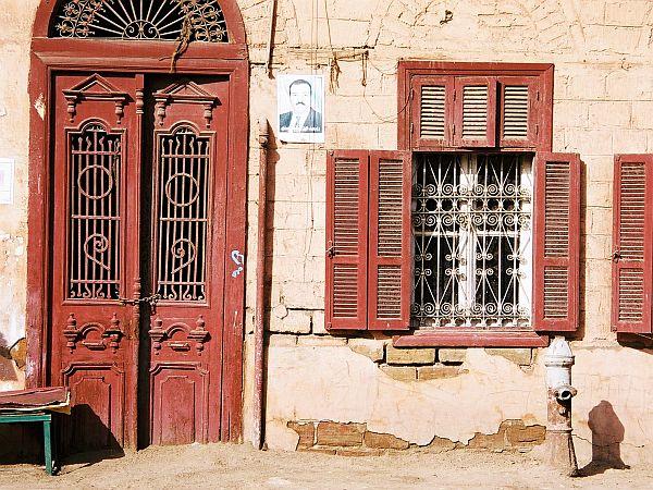 Architektura egipskiej ulicy