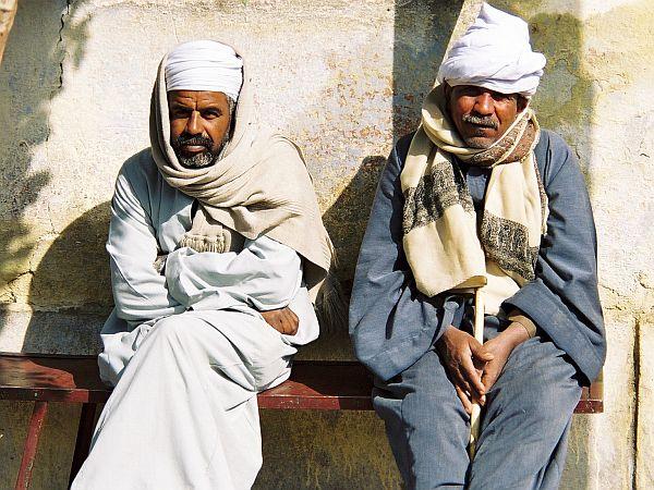 Egipscy dżentelmeni