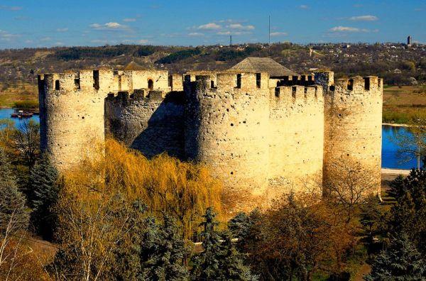 Moldawia, Soroki. Twierdza