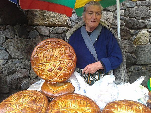 Armenia, gata, Gegart