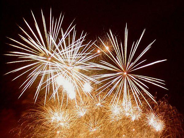 nowy rok fajerwerki