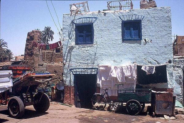 Dom w Luksorze