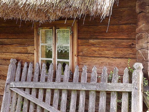 Skansen w Puńsku
