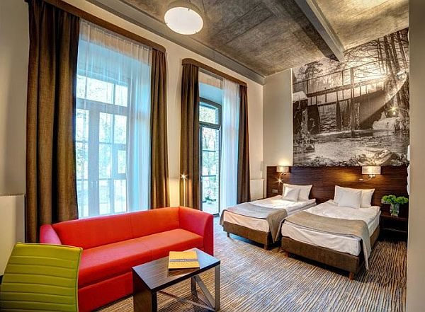 Pokój w hotelu Loft 1898