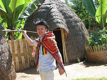 Dawno temu w Etiopii
