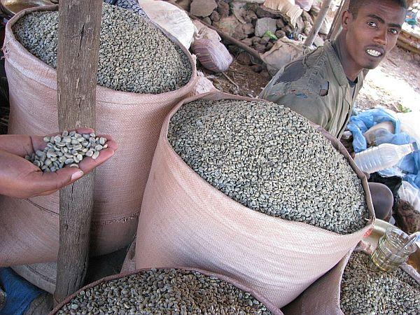 Sprzedawcy kawy