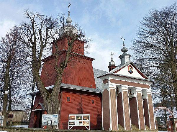 Kościół w Tyliczu