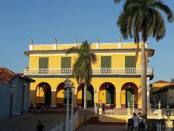 Trinidad de Cuba, najlepiej zachowane kolonialne miasto