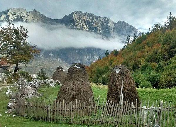 Albańskie góry, Valbona