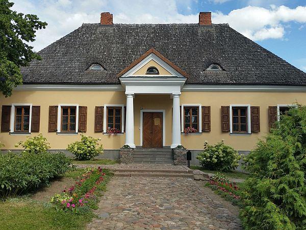 Muzeum Adama Mickiewicza w Nowogródku