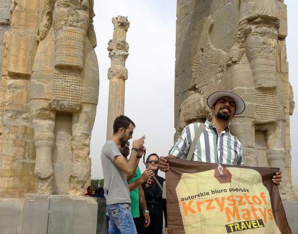 Persepolis. Wycieczka do Iranu